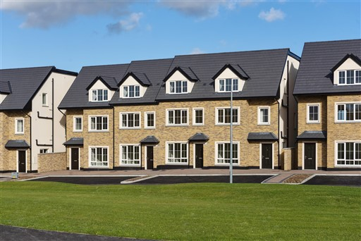 Green Lane Manor, Rathcoole, Co. Dublin – 5 bedroom Plus Study 1,991 sq.ft.End of Terrace Type D