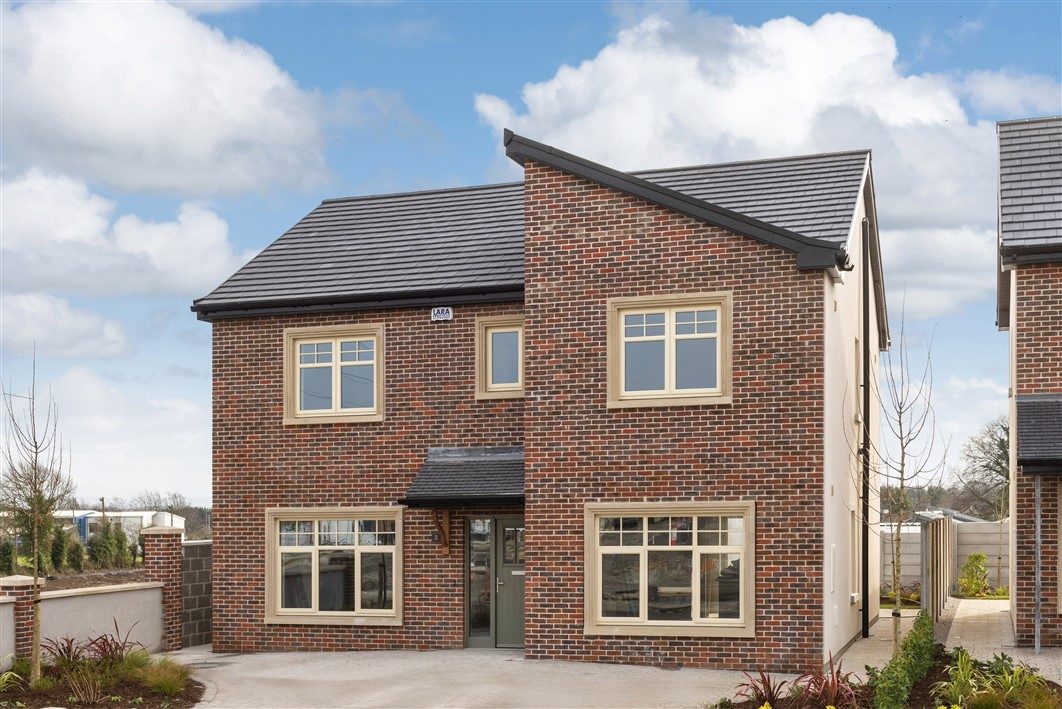Abbottfield, Clane, Co. Kildare – 4 Bed Detached.