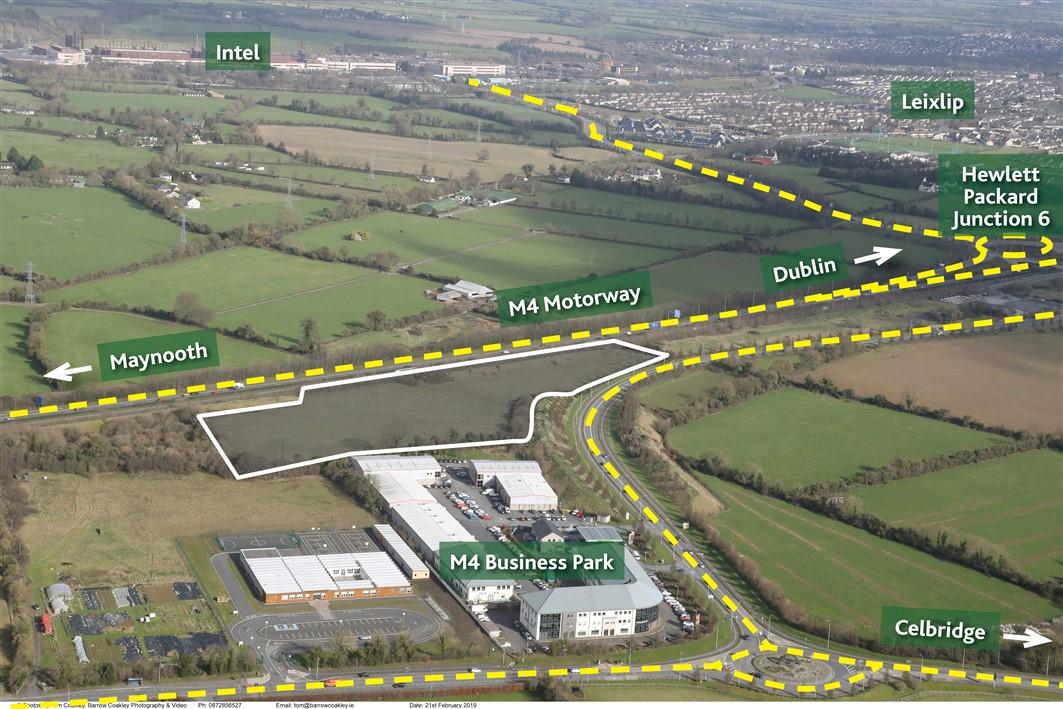 Crodaun, Celbridge,Co. Kildare – Approx. 8.11 Acres (3.28 Ha)