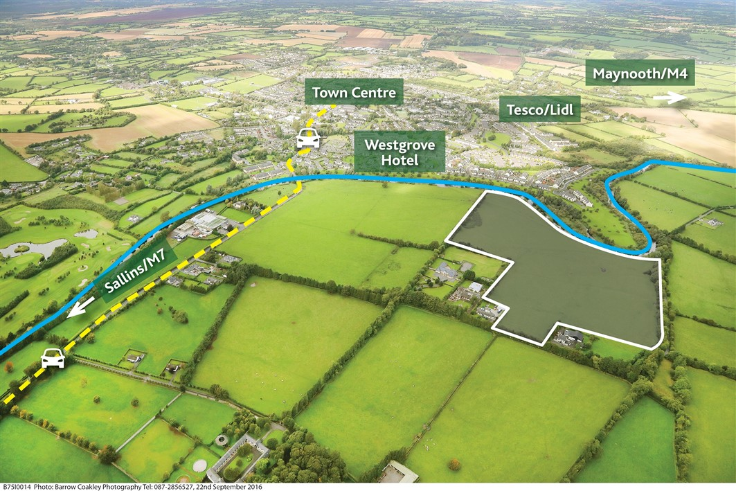 Blackhall, Clane, Co. Kildare – Approx. 31 Acres (12.5 Ha)
