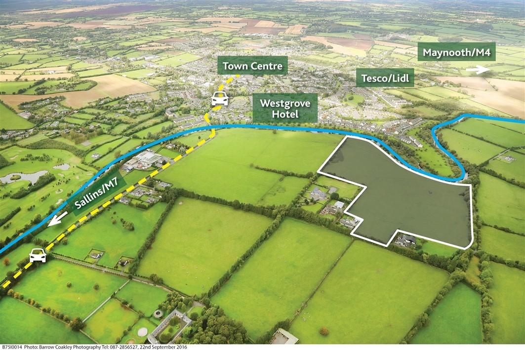 Blackhall, Clane, Co. Kildare – Approx. 31 Acres (12.5 Ha)