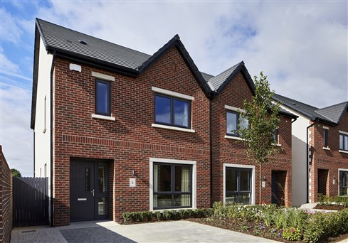 Mariavilla, Maynooth, Co. Kildare – 3 bed townhouse