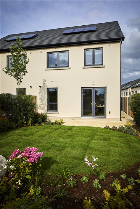 Mariavilla, Maynooth, Co. Kildare – 3 bed end of terrace