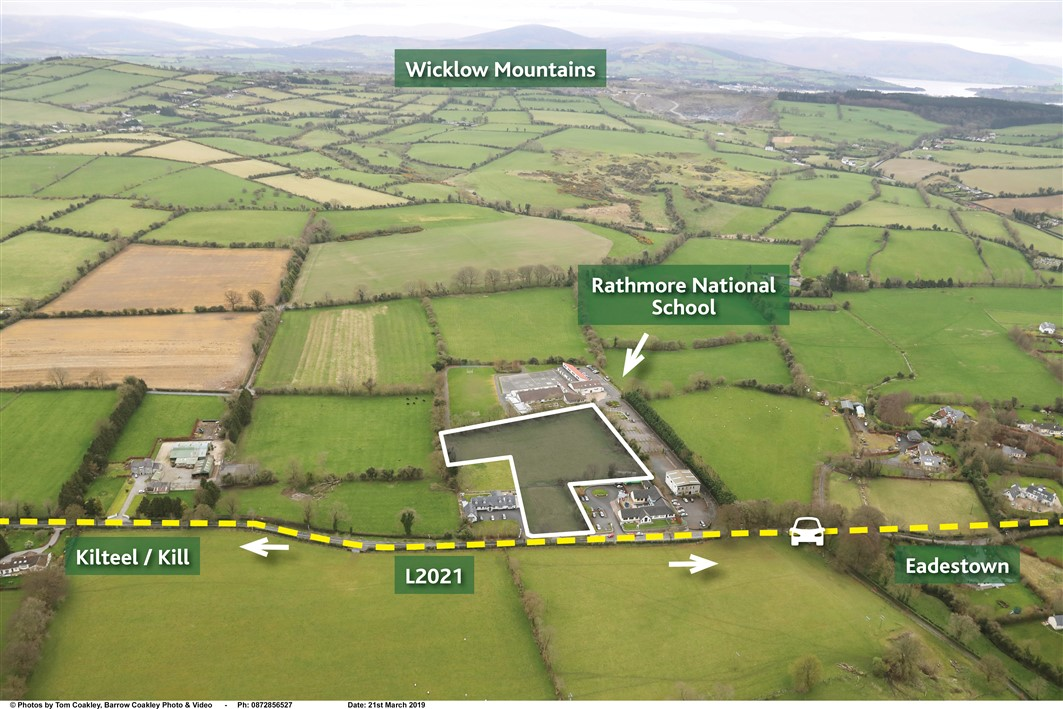 Site With FPP For 4 Houses Rathmore, Naas, Co. Kildare – Approx. 2.93 Acres (1.18ha)