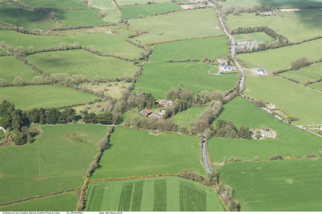Boherboy, Dunlavin, Co. Wicklow – Approx. 31 acres (12.54ha) in lots