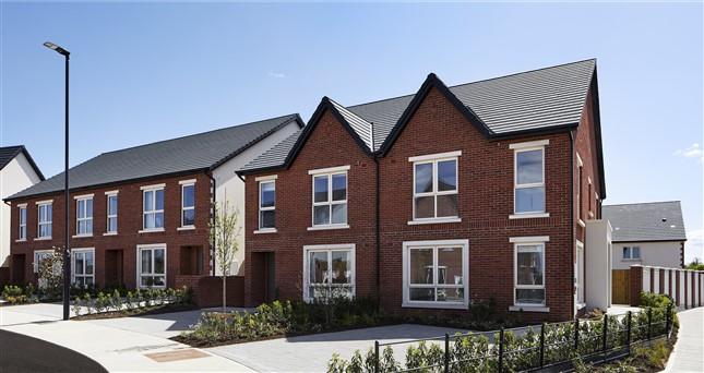Oak Park, Naas, Co. Kildare – 4 Bed-Semi Detached