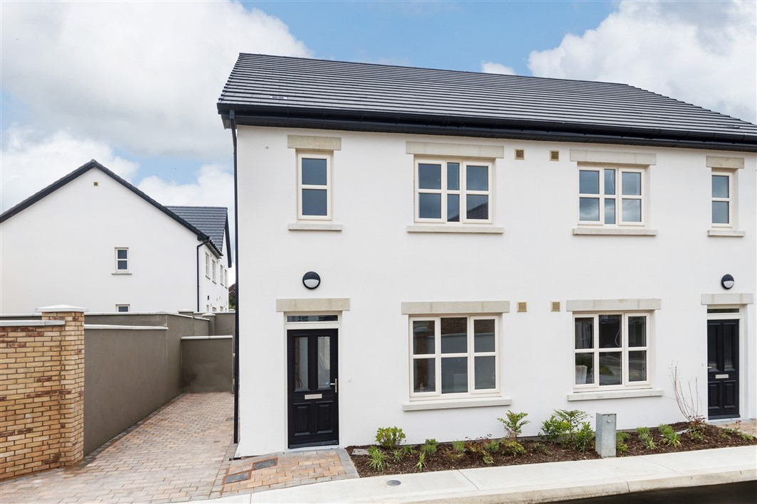 2 Bed Semi-Detached – The Paddocks, Newbridge, Co. Kildare