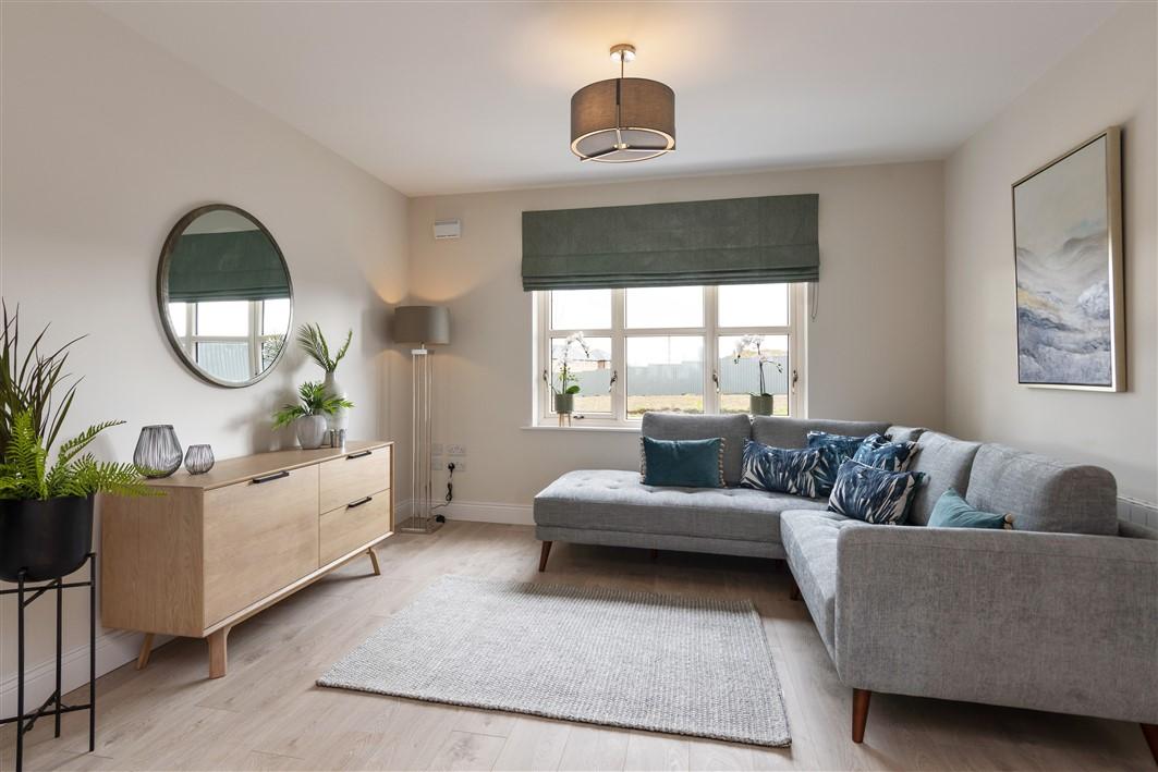 2 Bed Semi-Detached – The Paddocks, Newbridge, Co. Kildare
