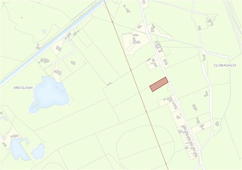 Boston Road, Ardclough, Straffan, Co. Kildare – Approx. 1 acre site