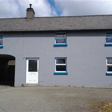 Property for rent, House for rent on  The_Old_School_House_Main_Street_Carnew_Co_Wicklow_Carnew_Wicklow