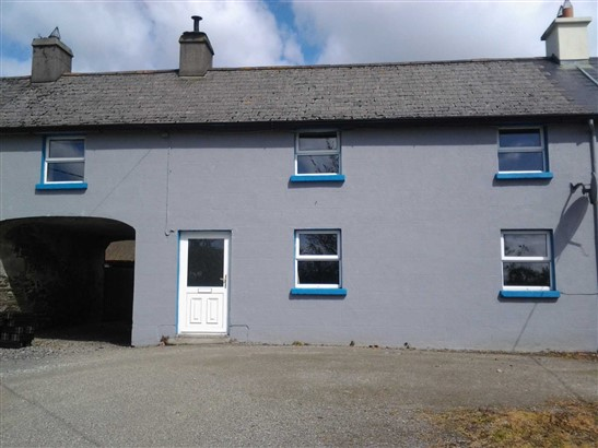 Property for rent, House for rent on The Old School House, Main Street, Carnew, Co. Wicklow, Carnew, Wicklow