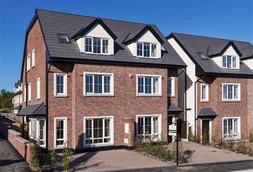 Green Lane Manor, Rathcoole, Co. Dublin – 4 Bedroom Semi-detached Plus Study Type G