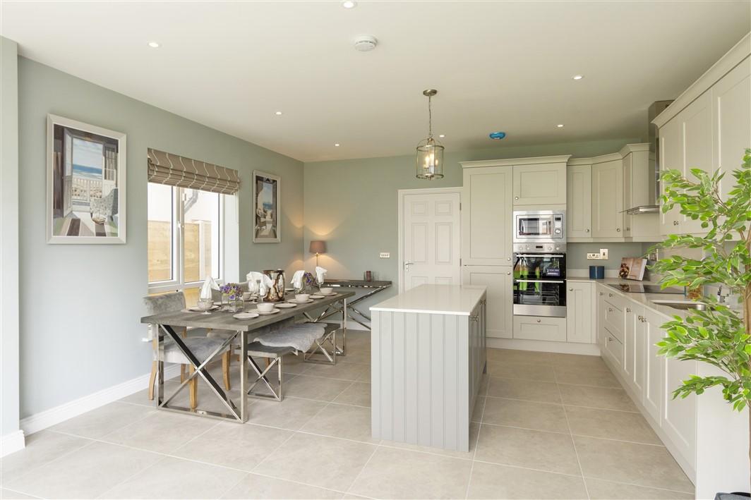 Green Lane Manor, Rathcoole, Co. Dublin – 4 Bedroom Semi-detached Plus Study Type G