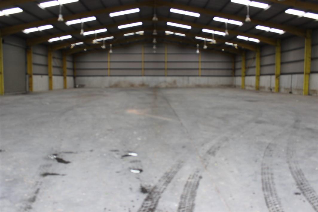 Warehouse at Nicholastown, Kilcock, Co. Kildare