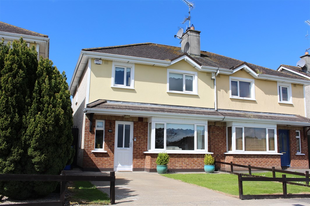 49 Woodbury, Gorey, Co. Wexford