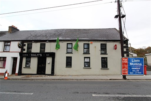 'Daly's Bar', Ballydaheen, Mallow, Co. Cork
