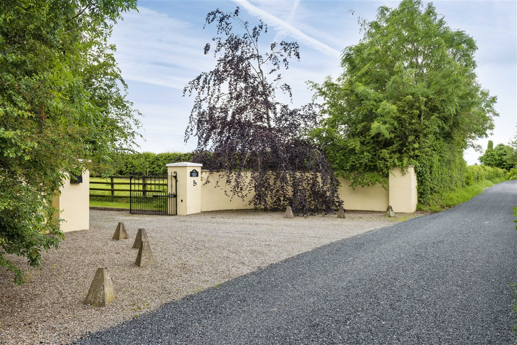 Newbury House, Alasty, Kill, Co. Kildare – Approx. 12 acres