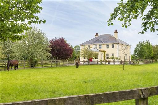 Newbury House, Alasty, Kill, Co. Kildare – Approx. 12 acres