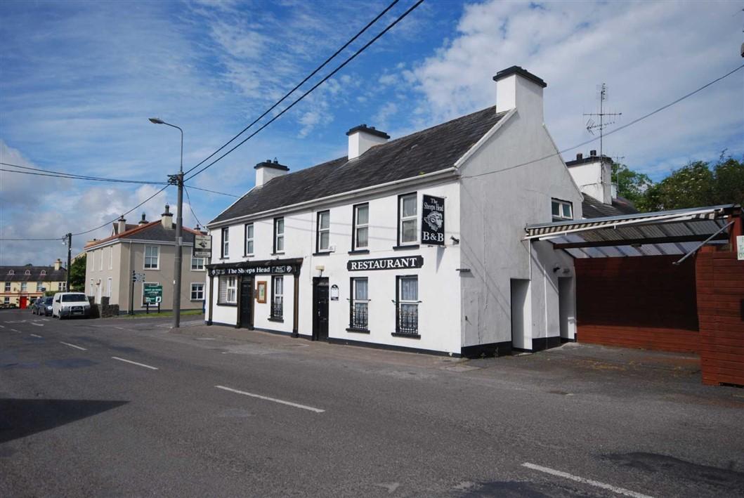 Former Sheeps Head Pub, Durrus, P75 CH52