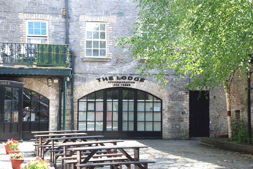 The Lodge, The Old Bond Store, Dillion Terrace, Ballina, Co. Mayo, F26 N971