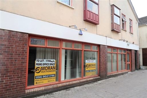 Restaurant Opportunity, Humbert Mall, Castlebar, Co. Mayo