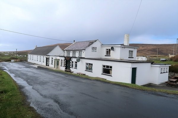 To Let Property located on the Wild Atlantic Way, Dooega, Achill, Co. Mayo