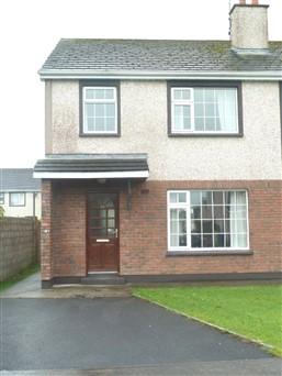 No. 25 Manor Village, Westport Road, Castlebar, Co. Mayo