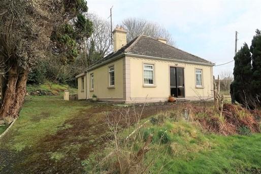 Bungalow on c. 7.27 acres Carrowkeel, Bohola, Castlebar, Co. Mayo