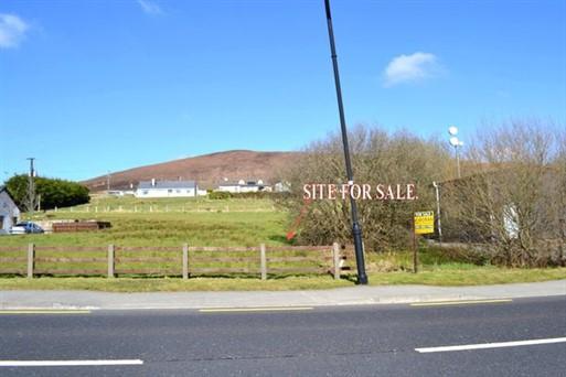Site For Sale , Bangor Erris Village, Bangor Erris, Co. Mayo