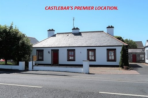 Station House, Station Road, Castlebar, Co. Mayo