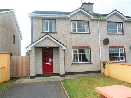 No. 51 Meadow Park, Westport Road, Castlebar, Co. Mayo