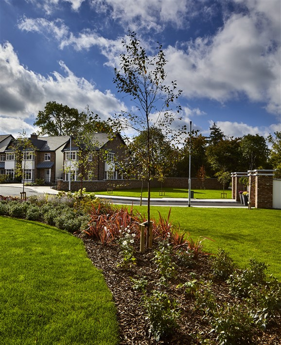 4 Bed Semi-Detached – Furness Wood, Johnstown, Naas, Co. Kildare