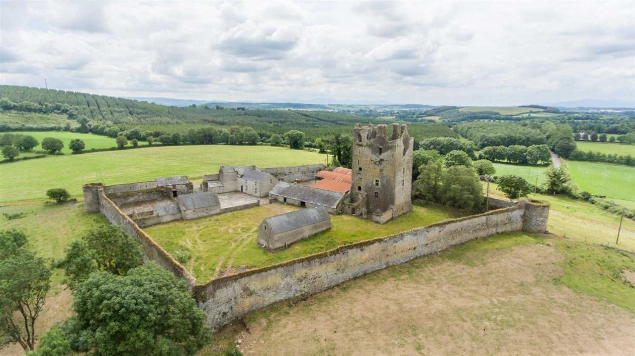 Knockelly Castle, Fethard, E91 ND29