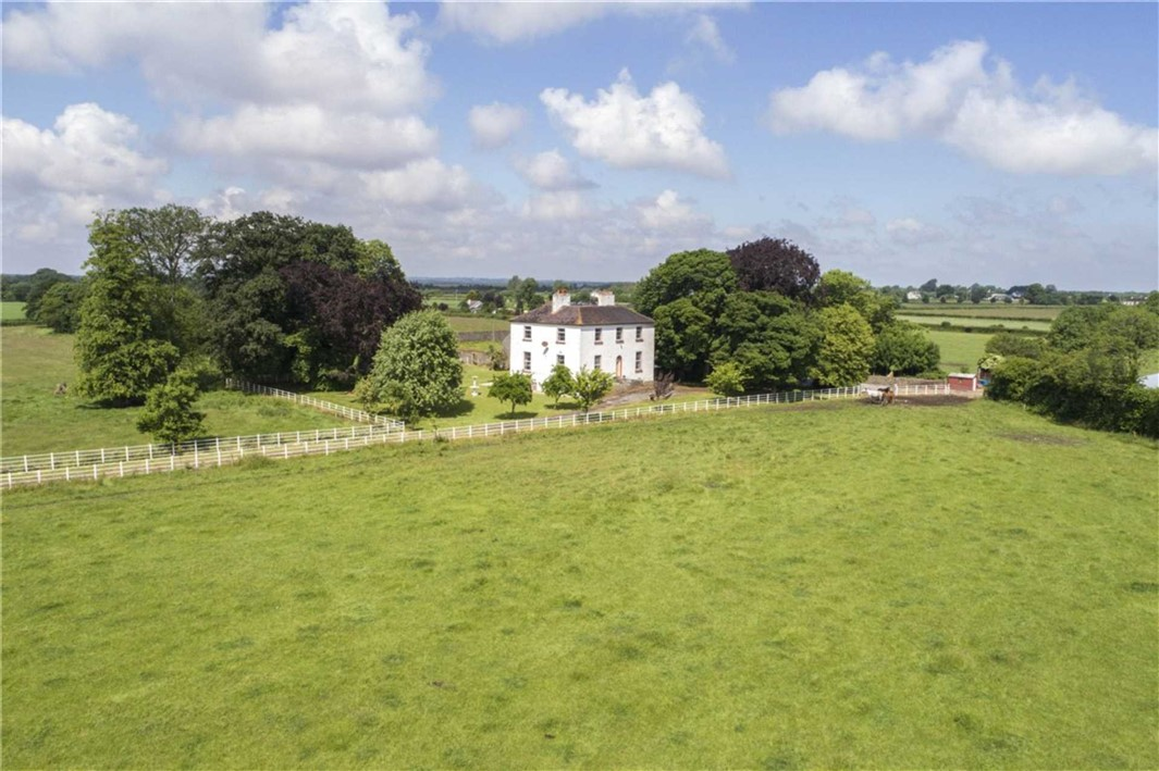 Cloneyhurke House, Portarlington, Co. Offaly