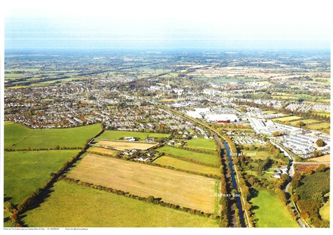 Railpark, Maynooth, Co. Kildare – Approx. 5 Acres