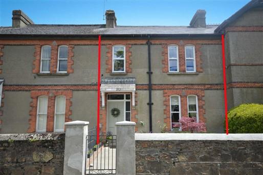 No 6 St John`s Terrace, St John`s Road, Enniscorthy, Co. Wexford, Y21 H6H3