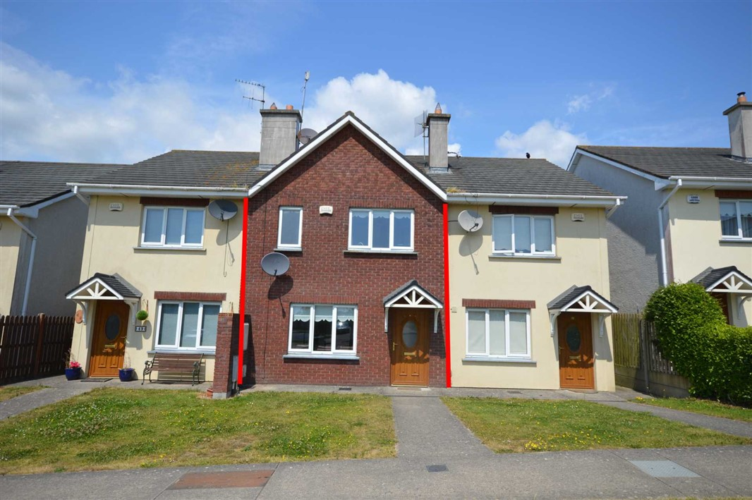 NO 50 The Avenue, Meadowvale, Arklow, Co. Wicklow, Y14 VY58