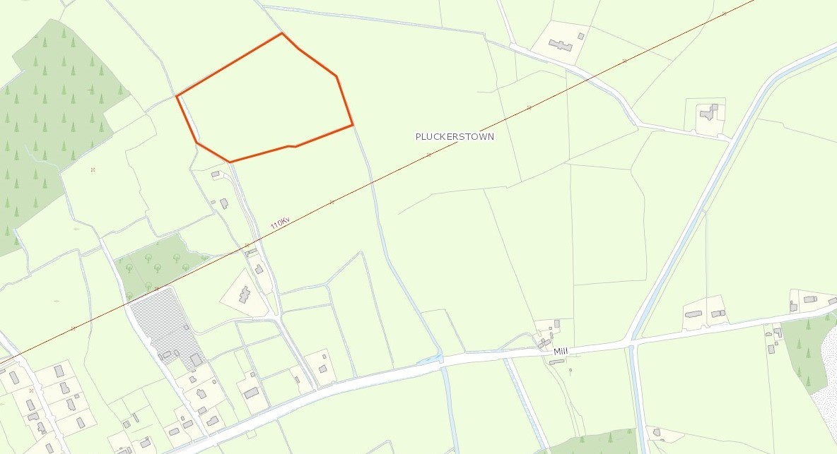 11.3 Acres Pluckerstown, Kilmeage, Co. Kildare