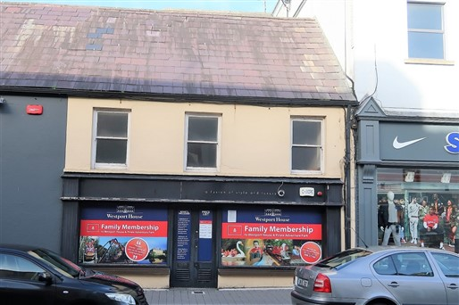 Prime retail Unit , Ellison Street, Castlebar, Co. Mayo