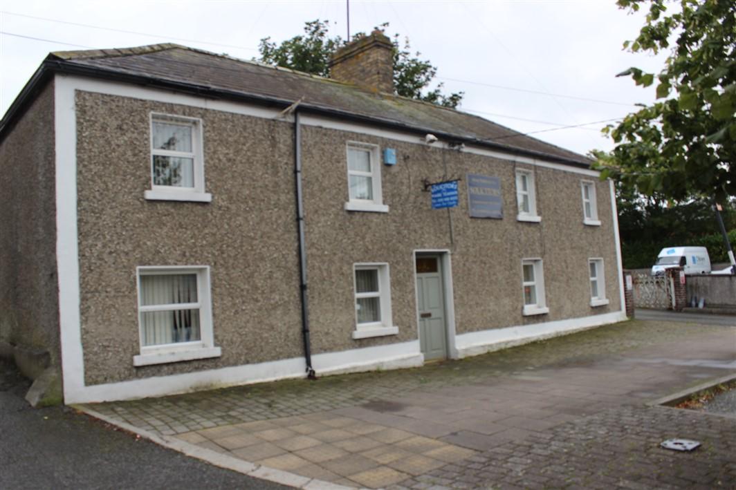 """Old Post Office"", Main Street, Rathcoole, Co. Dublin  – on approx. 0.2 acres"