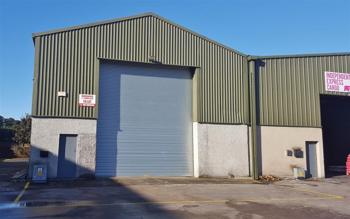 Unit 1, Sarsfield Court Industrial Estate, Glanmire, Co. Cork