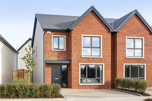 Barnhall Meadows, Leixlip, Co. Kildare – -4 Bed Semi Detached