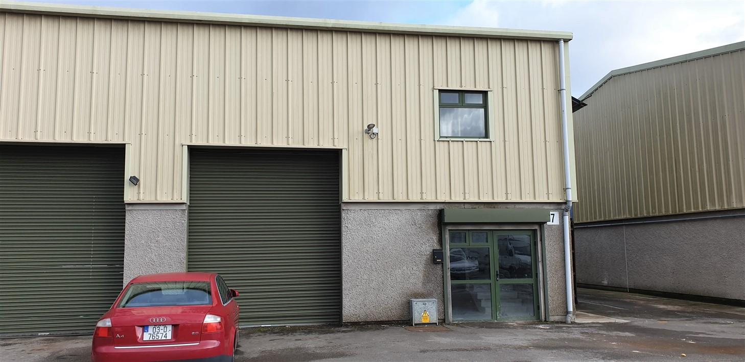 Unit 7 Exchange Business Park, Churchfield Industrial Estate, Cork City, Co. Cork