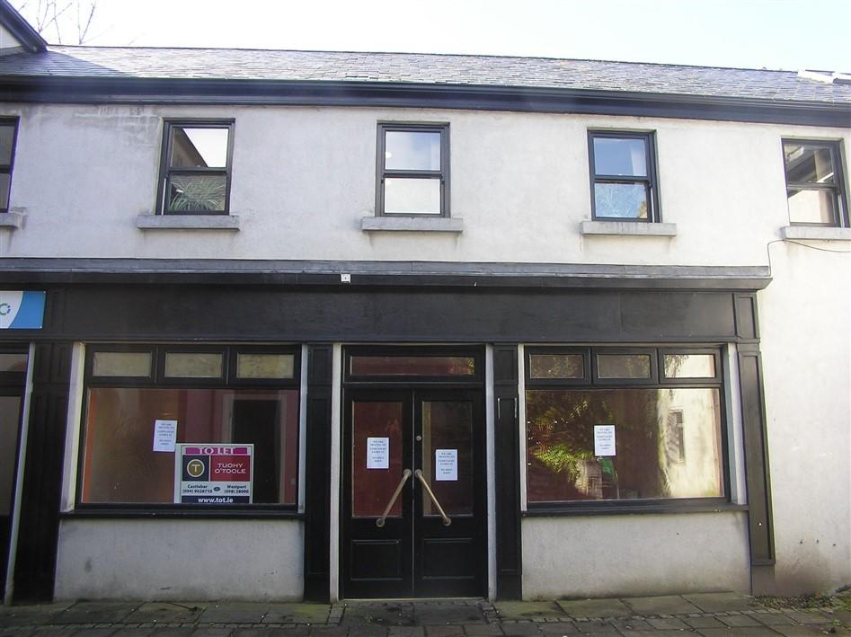 The Courtyard, James Street, Westport, Co. Mayo
