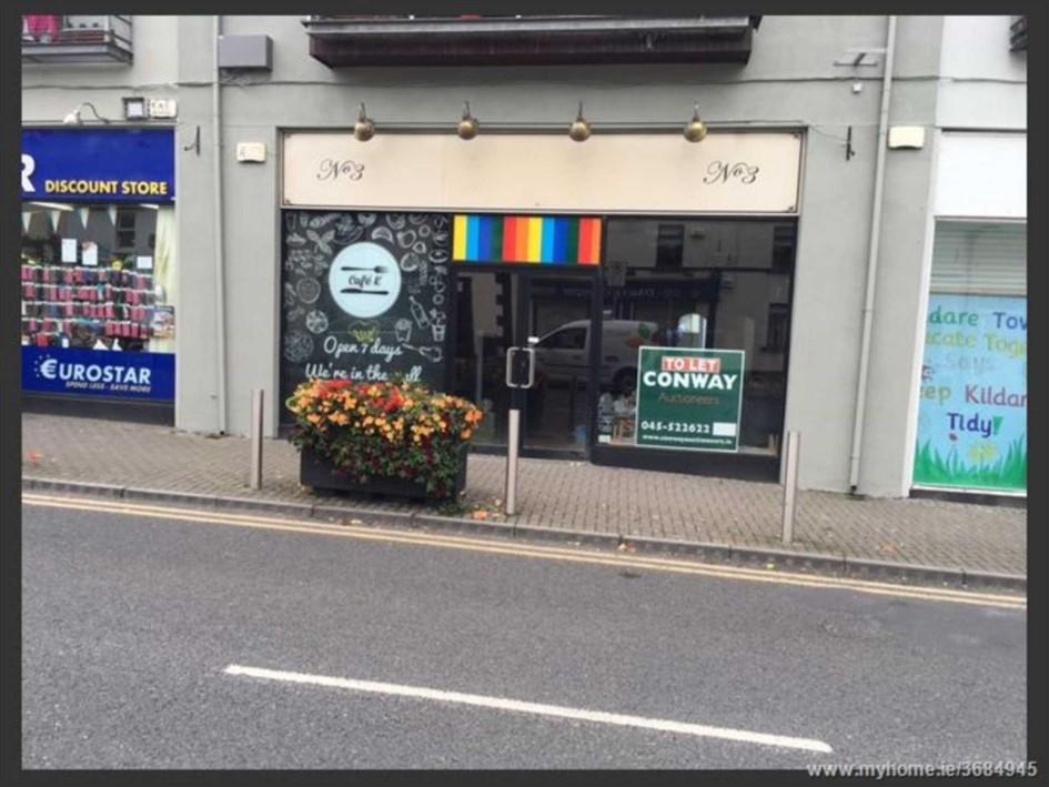 Unit 3 Kildare Town Centre, Claregate Street