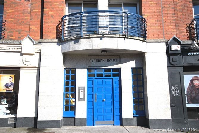 Apt 2 Ovenden House, South City Centre – D8, Dublin 8