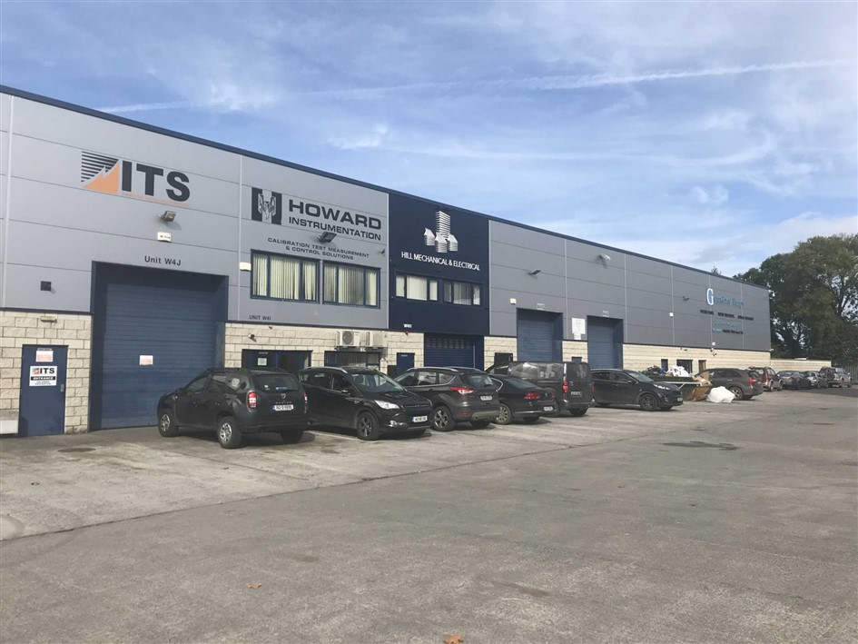 Unit W4H, Ladytown Business Park, Newhall, Naas, Co. Kildare, W91 NY38