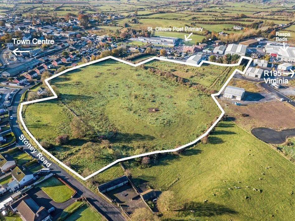 Development Land, Oldcastle, Co. Meath – approx.14 acres (5.7 ha)