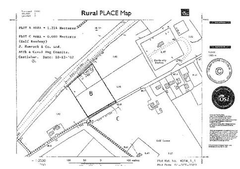 3 Acre Site N5/ Aghalusky, Castlebar, Co. Mayo