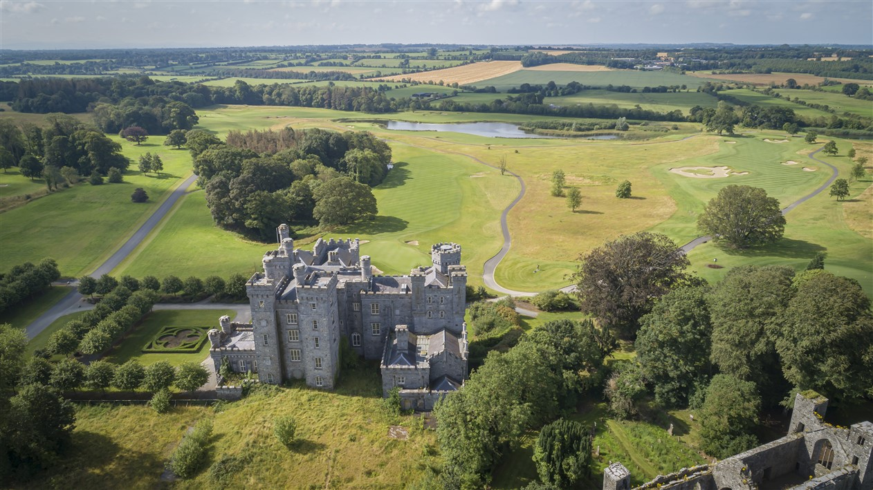 Loughmore, Killeen Castle, Dunsany, Co. Meath – sites with full planning permission